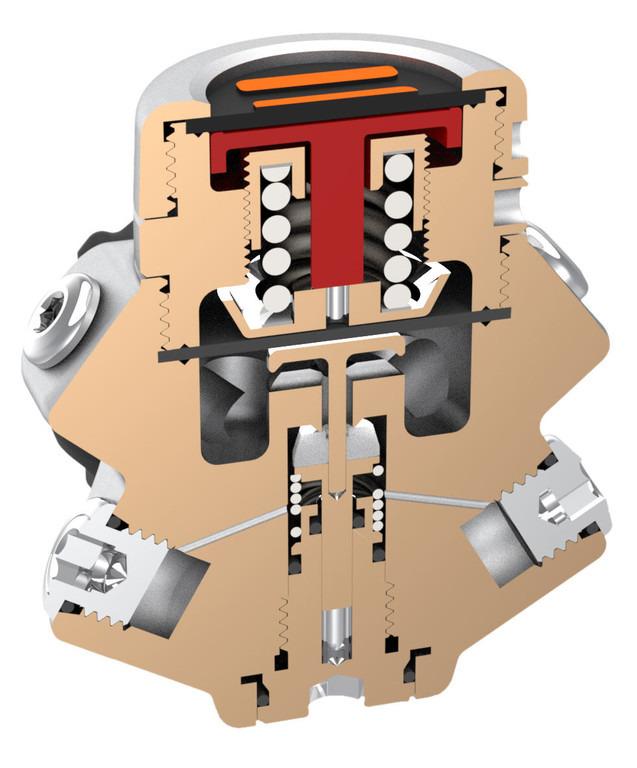Automat Tecline V1