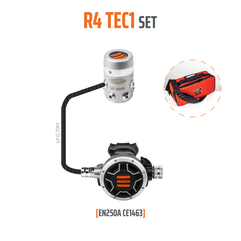zestaw tecline R4 TEC1 - automaty