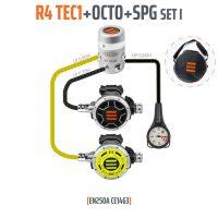 ZESTAW TECLINE R4 TEC1 + OCTO + MANO