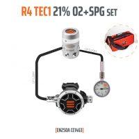 Automat R4 TEC1 Zestaw Stage