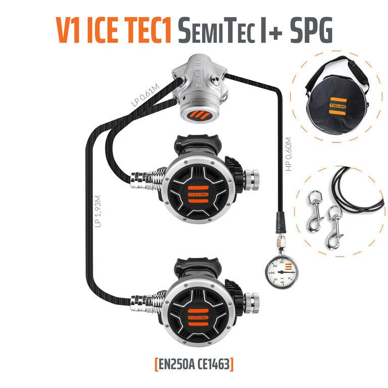ZESTAW AUTOMATÓW V1 ICE TEC1 SEMI TEC I