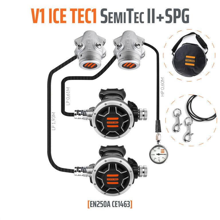 V1 ICE TEC1 SEMI TEC II