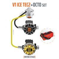 ZESTAW AUTOMATÓW TECLINE V1 ICE TEC2 Z OCTOPUSEM