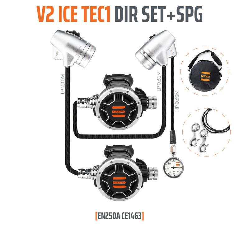 v2 ice tec1 dir set