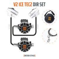v2 ice tec2 dir set