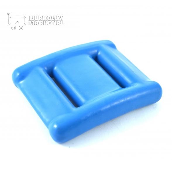 Balast nurkowy powlekany - niebieski